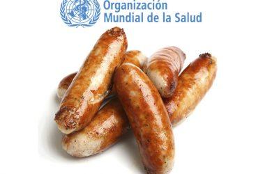 La carne procesada es declarada como una de las principales fuentes cancerígenas por la OMS
