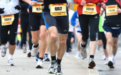 """1.200 Corredores se reunieron el 18 de febrero para participar en la carrera bajo el lema """"En Marcha Por La Salud"""""""
