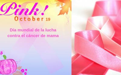 Día mundial de la lucha contra el cáncer de mama: la clave es la prevención.