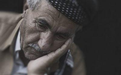 Trastorno de personalidad: Síntoma previo de  ancianos con depresión