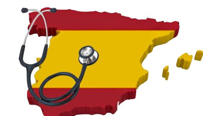 Sistema de salud de España
