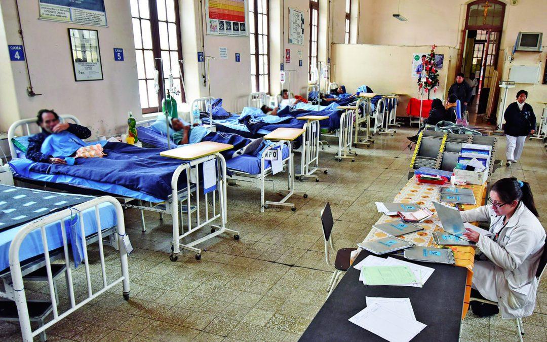 Salud gratuita para los extranjeros desde el día que llegan