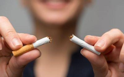 Meta en salud para el 2020... eliminar uso del tabaco