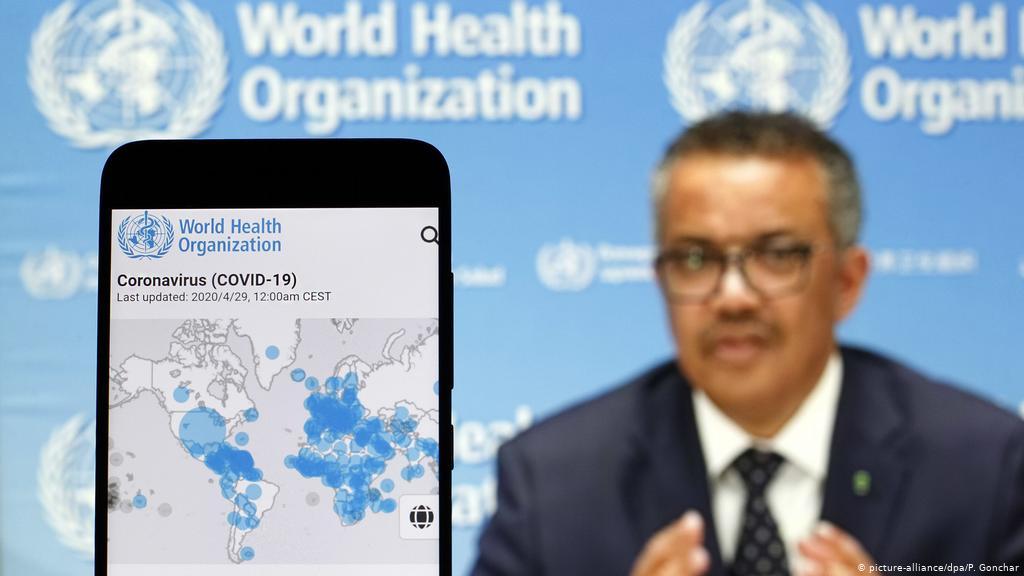 Más de 60 países ricos se unen al plan de la OMS para distribuir vacunas contra el COVID-19