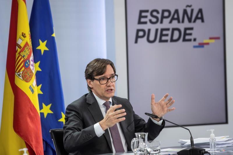 España está «lista» para implementar una estrategia de vacunación