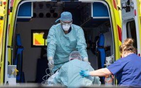 El coronavirus se salió de control en Reino Unido